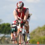 Triathlete Says Thank You